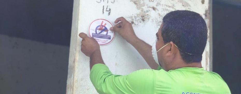 Mesmo em meio à pandemia da Covid-19, Secretaria de Saúde segue no combate à dengue