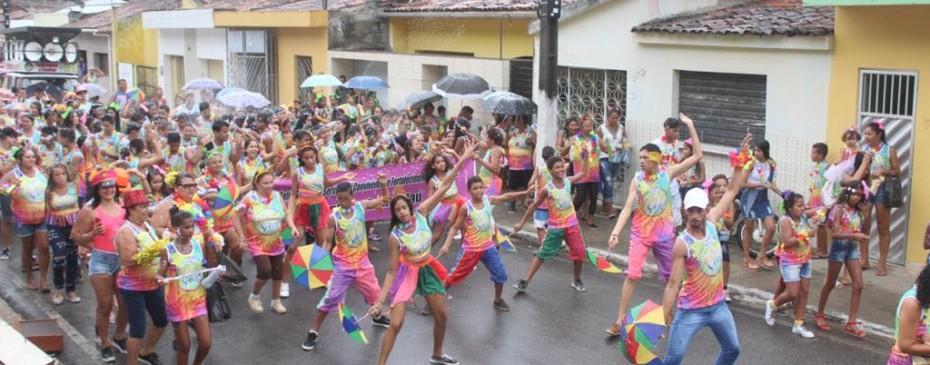Em mais uma edição, Bloco Folia Social leva alegria e animação às ruas