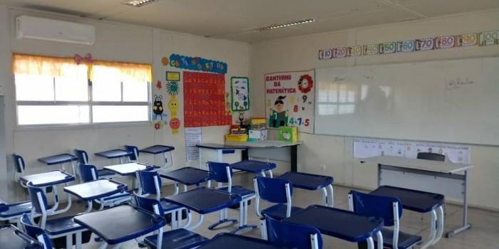 Escolas Municipais se preparam para volta às aulas
