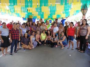 'II Arraiá Sociá'  celebra São João com grande festa