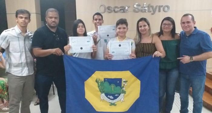 Estudantes da Monsenhor Clóvis Duarte são destaque na Olimpíada Alagoana de Matemática