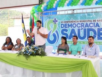 Santana do Mundaú realiza VI Conferência de Saúde