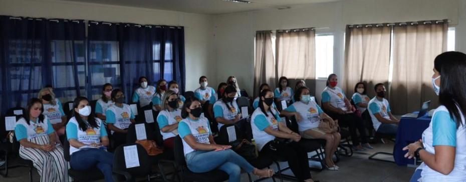 Profissionais da Educação participam de Jornada Pedagógica