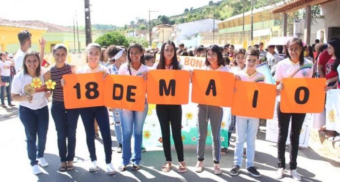 Atividades marcam a semana do Dia Nacional do Combate ao Abuso e à Exploração Sexual Contra Crianças e Adolescentes