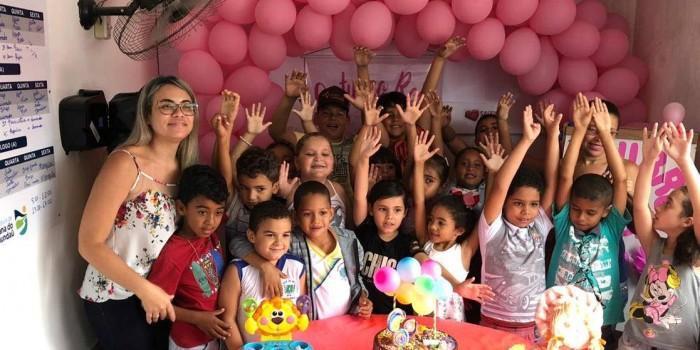 Mês das Crianças é celebrado com atividades especiais nas Unidades de Saúde