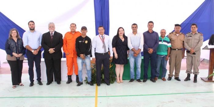 Prefeito Arthur Freitas dá posse a Conselho Municipal de Segurança