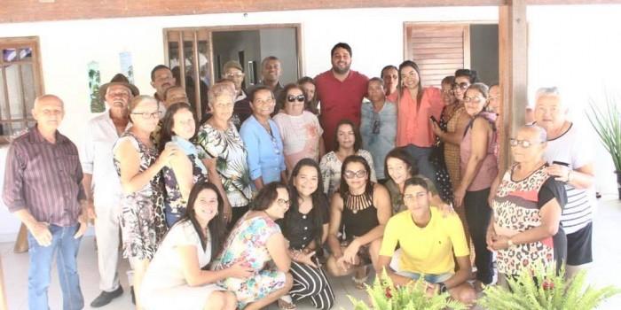 Aposentados e Pensionistas do FUPA ganham confraternização