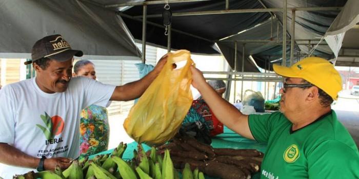 Feira da Agricultura Familiar tem mais uma edição no município