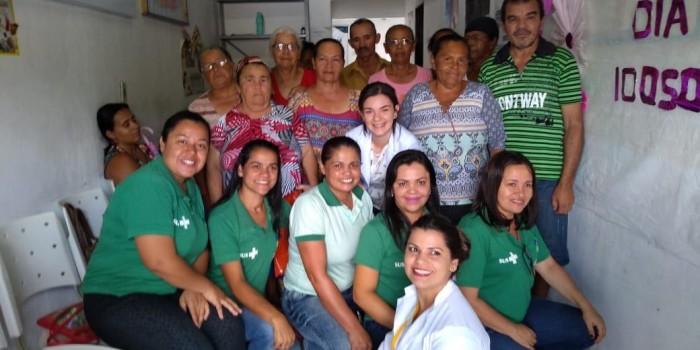Unidades Básicas de Saúde promovem atividades em alusão ao Dia do Idoso