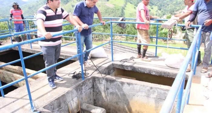 Infraestrutura realiza manutenção em Estação de Tratamento de Água