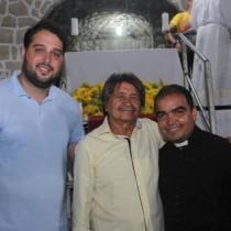Festa de Padroeira Senhora SantAna encerrou neste domingo