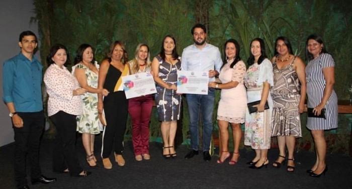 Escola Monsenhor Clóvis Duarte é agraciada com prêmio promovido pelo Governo do Estado