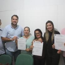 Prefeitura e FUPA entregam concessão de aposentadorias