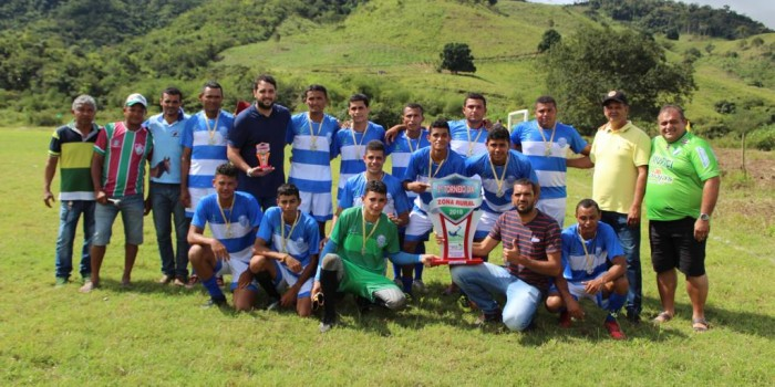 Prefeitura  dá início ao I Torneio de Futebol da Zona Rural