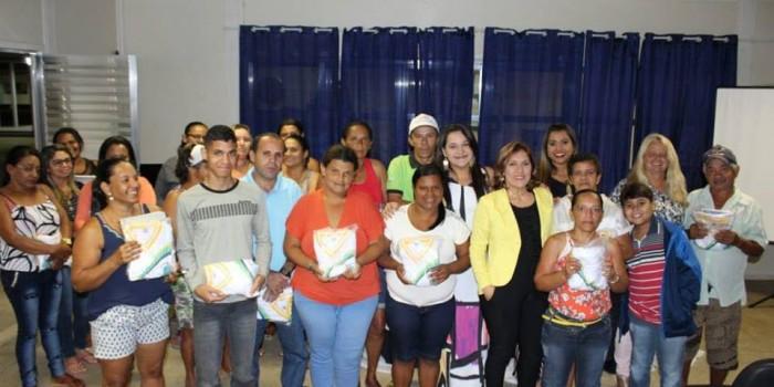 Prefeitura realiza aula inaugural para alunos do EJA