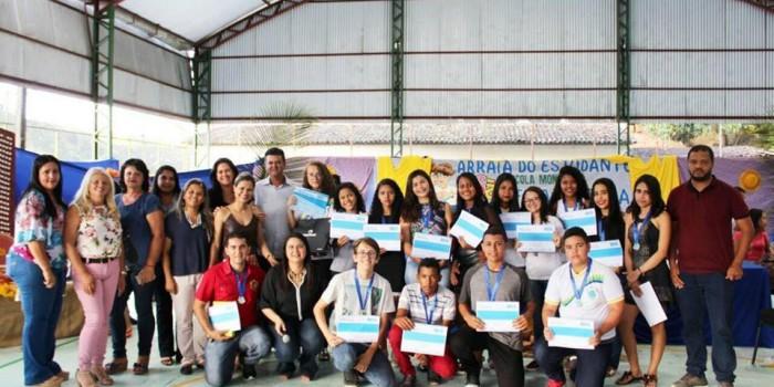 Educação celebra Dia dos Estudantes