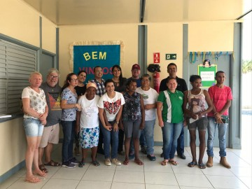 Secretaria de Saúde leva mais assistência e cuidados à comunidade Quilombola Albina