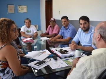 Reunião no Iteral visa apoio ao projeto Quarta Verde idealizado pelo Instituto Irmãos Quilombolas