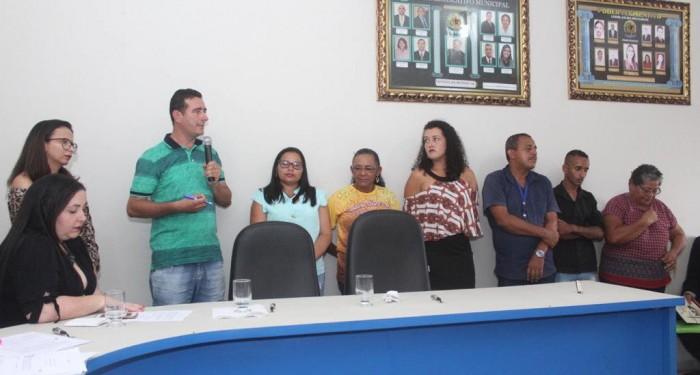 Prefeitura dá posse aos novos Conselheiros Tutelares