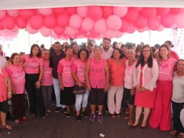 Secretarias promovem evento de encerramento do Outubro Rosa