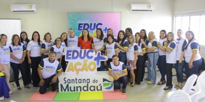 Prefeitura lança projeto EDUC AÇÃO