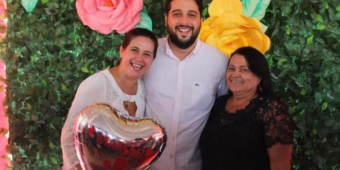 Mamães de Santana do Mundaú ganham super festa em comemoração ao seu dia