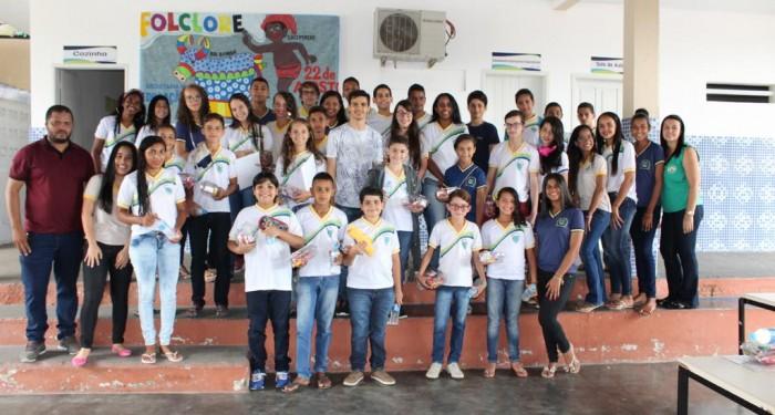 Estudantes participam da 2ª fase da Olimpíada Brasileira de Matemática