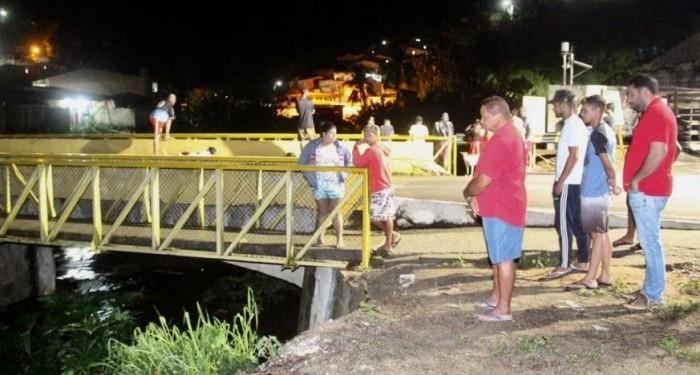 Nível do Rio Mundaú começa a baixar