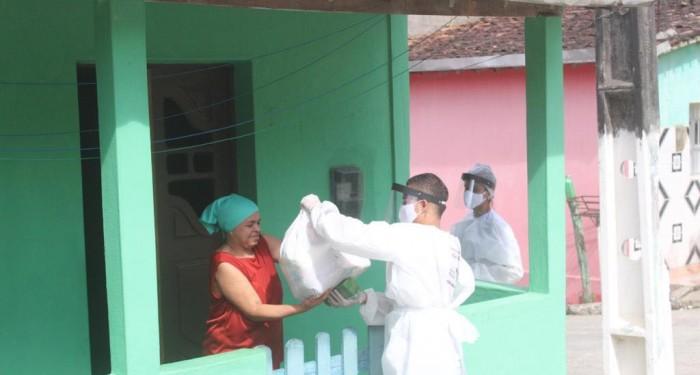 Assistência Social realiza nova entrega de cestas básicas para mais de mil famílias em vulnerabilidade social
