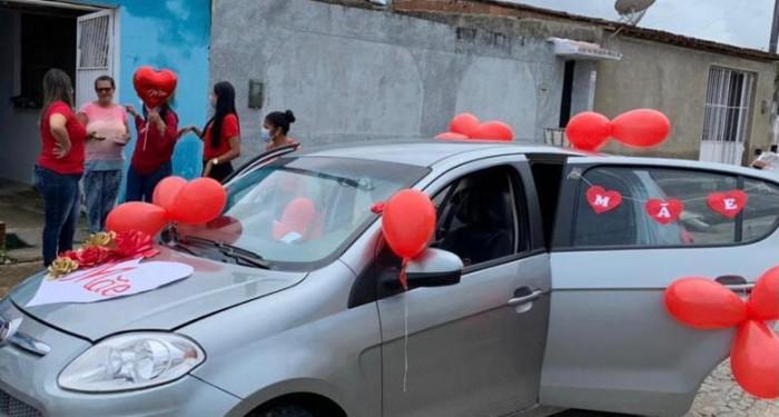Dia das mães é celebrado na rede municipal