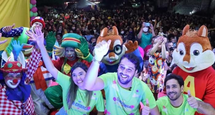 Prefeitura promove comemoração em alusão ao Dia das Crianças