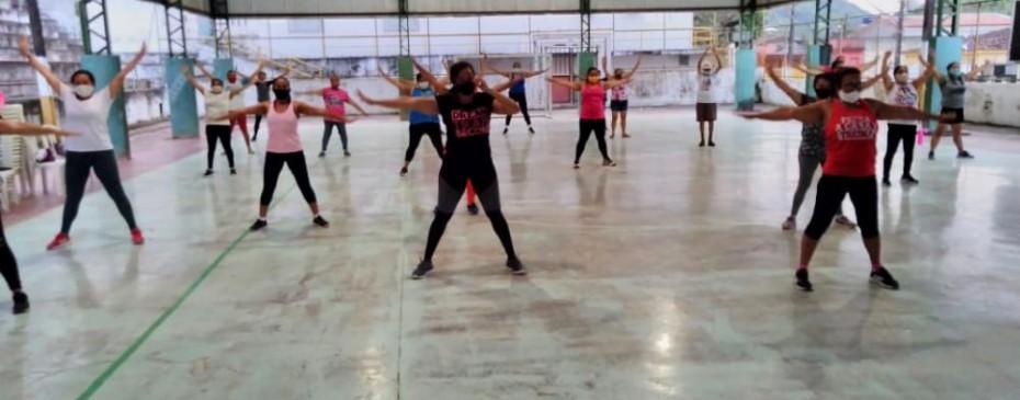 Assistência Social retorna atividades com Grupo de mulheres do CRAS