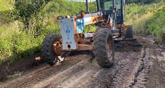 Prefeitura realiza abertura da via de acesso ao Mirante Padre Cícero