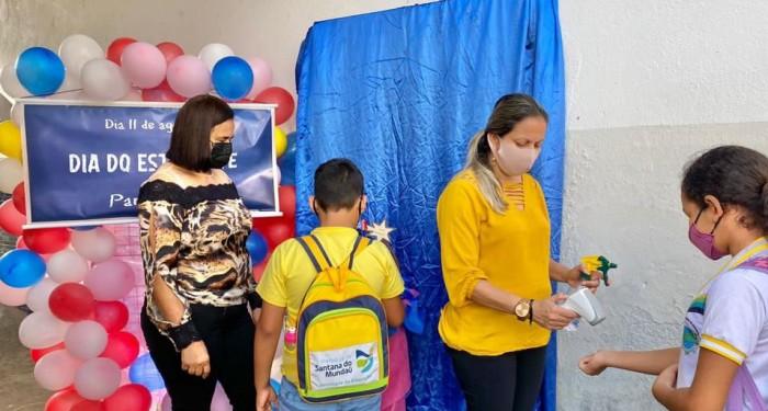 Educação promove atividades em comemoração ao Dia do Estudante